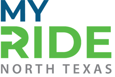 This is the official logo of My Ride North Texas. For more information on My Ride North Texas call 1-800-898-9103.
