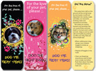 Doo The Right Thing Bookmarks