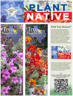 Texas SmartScape Bookmarks