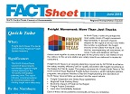 Freight Fact Sheet Cover